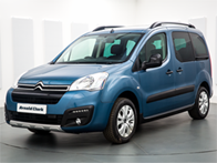 Vehicle details for 66 Citroen Berlingo Multispace