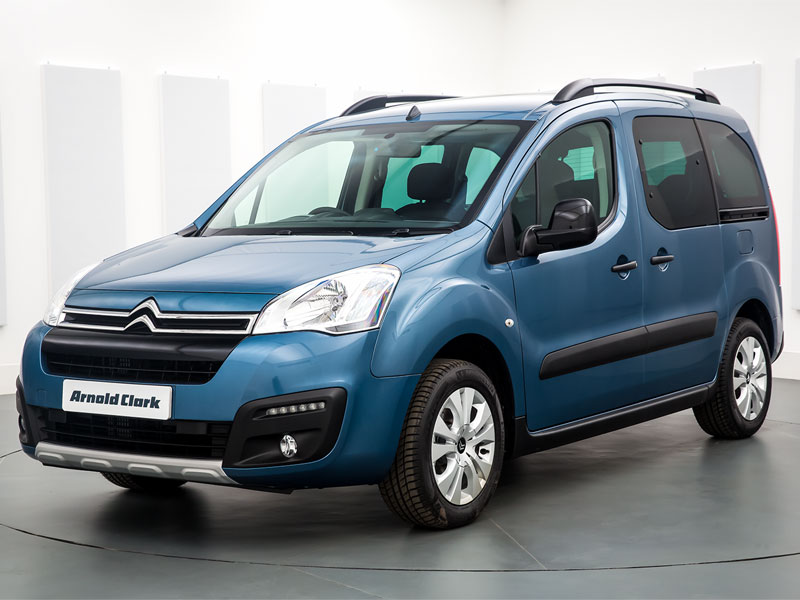 nearly new citroen berlingo multispace cars for sale. Black Bedroom Furniture Sets. Home Design Ideas