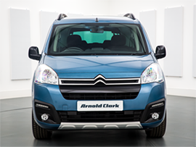 Vehicle details for Brand New 66/17 Plate Citroen Berlingo Multispace