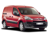 Vehicle details for 66/17 Citroen Berlingo