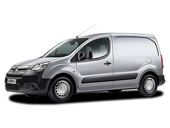 Vehicle details for 17 Citroen Berlingo