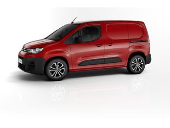 Vehicle details for 68/19 Citroën Berlingo