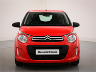 Vehicle details for Brand New 17 Plate Citroen C1