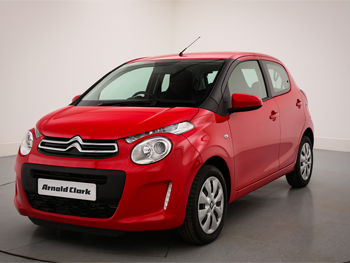 Vehicle details for 15 Citroen C1