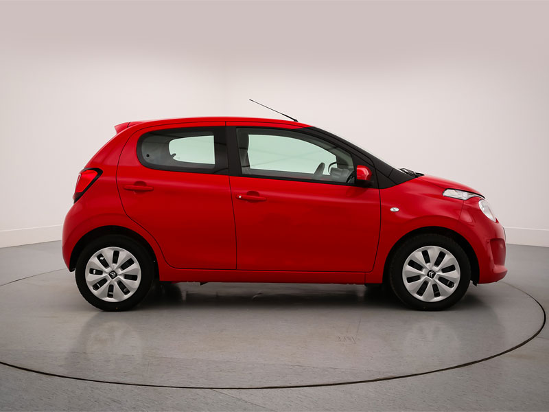 nearly new citroen c1 cars for sale arnold clark. Black Bedroom Furniture Sets. Home Design Ideas