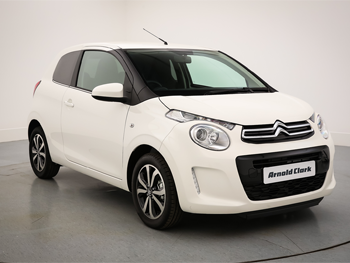 Vehicle details for Brand New Citroën C1