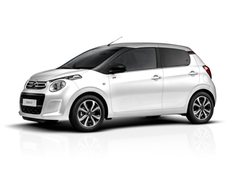 Vehicle details for 68/19 Citroën C1