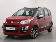 Vehicle details for 66 Citroen C3 Picasso