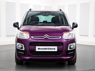 Vehicle details for 65 Citroen C3 Picasso