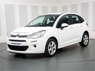 Vehicle details for Brand New 16 Plate Citroen C3
