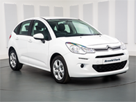 Vehicle details for 65/16 Citroen C3