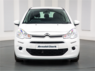 Vehicle details for 65 Citroen C3