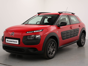 Vehicle details for 65 Citroen C4 Cactus