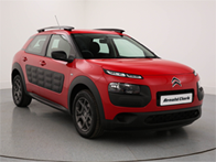 Vehicle details for Brand New 66 Plate Citroen C4 Cactus