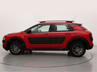 Vehicle details for 16 Citroen C4 Cactus