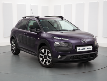 Vehicle details for Brand New 17 Plate Citroen C4 Cactus