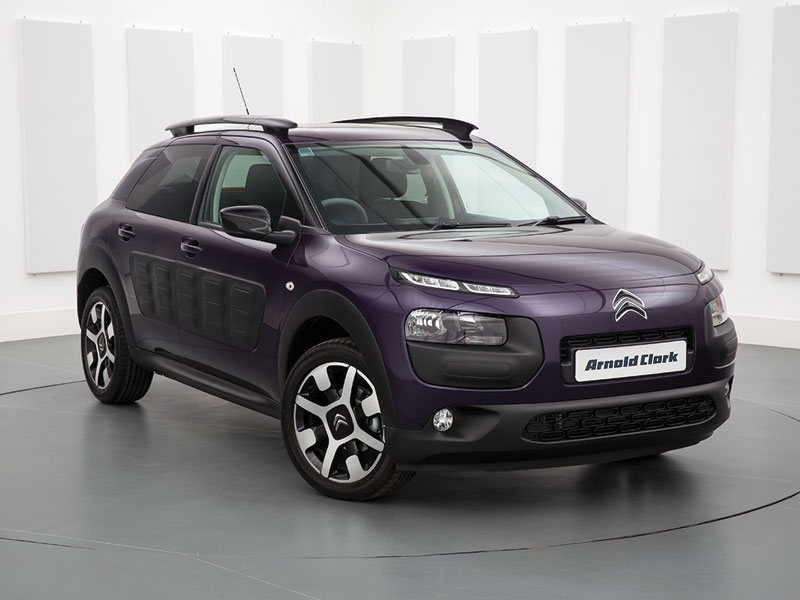 nearly new citroen c4 cactus cars for sale arnold clark. Black Bedroom Furniture Sets. Home Design Ideas