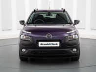 Vehicle details for 66 Citroen C4 Cactus