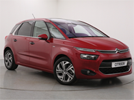 Vehicle details for Brand New 66 Plate Citroen C4 Picasso