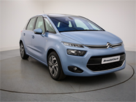 Vehicle details for 16 Citroen C4 Picasso