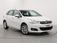Vehicle details for 16 Citroen C4