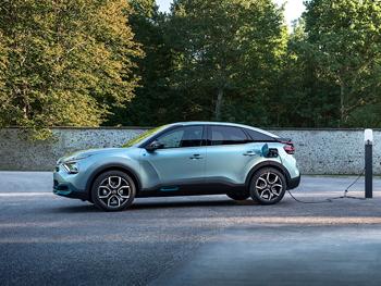 Brand New Citroën C4