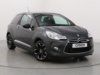 Vehicle details for 15 Citroen Ds3