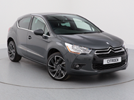 Vehicle details for 15 Citroen Ds4