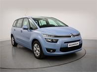 Vehicle details for 16 Citroen Grand C4 Picasso