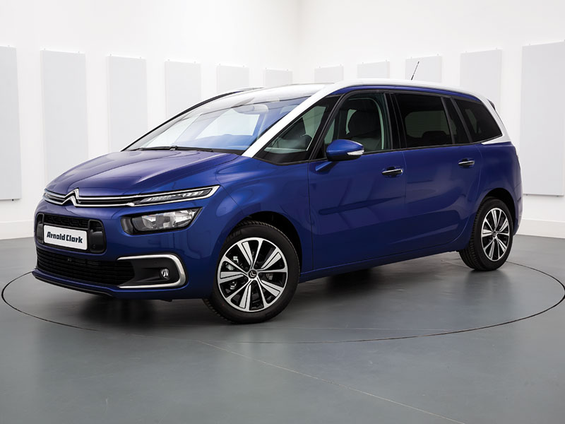 nearly new citroen grand c4 picasso cars for sale arnold clark. Black Bedroom Furniture Sets. Home Design Ideas
