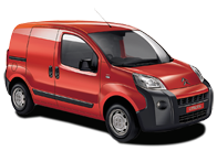 Vehicle details for 17 Citroen Nemo