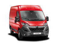 Vehicle details for Brand New 66/17 Plate Citroen Relay