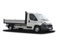 Vehicle details for 17 Citroen Relay