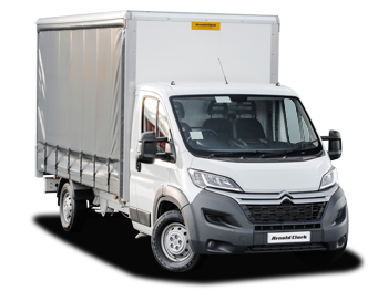 Vehicle details for Brand New Citroën Relay