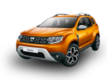 Brand New Dacia Duster