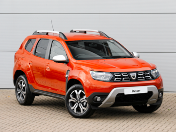 Brand New 71 Plate Dacia Duster
