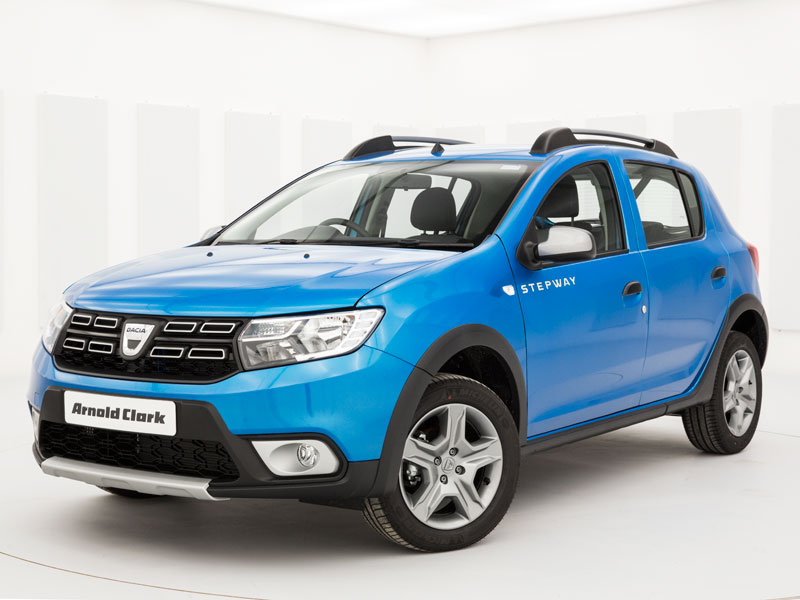 new dacia sandero stepway cars for sale arnold clark. Black Bedroom Furniture Sets. Home Design Ideas