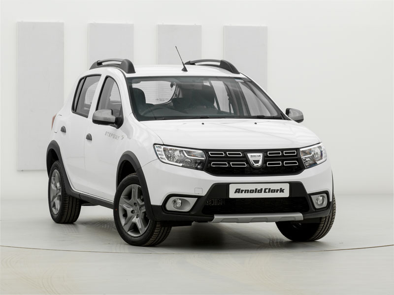 brand new 19 plate dacia sandero stepway 0 9 tce comfort. Black Bedroom Furniture Sets. Home Design Ideas