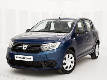 Brand New 68 Plate Dacia Sandero
