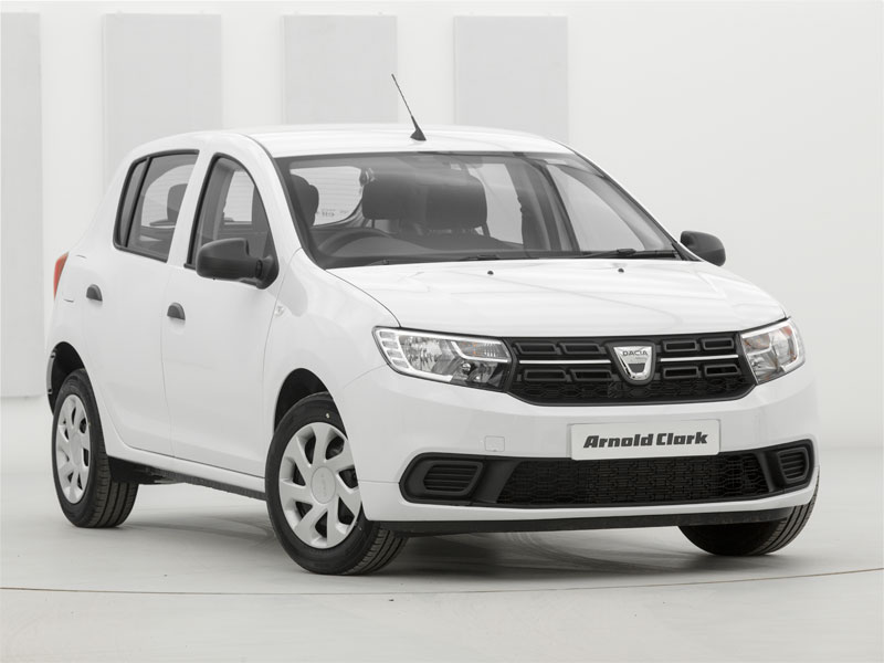 brand new 19 plate dacia sandero 0 9 tce comfort 5dr