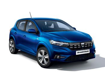 Brand New Dacia Sandero