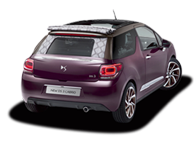 Vehicle details for Brand New Ds Ds 3