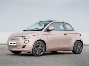 Brand New 71 Fiat 500