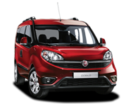 Vehicle details for Brand New Fiat Doblo