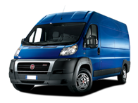 Vehicle details for 16 Fiat Ducato