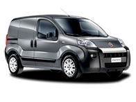Vehicle details for Brand New Fiat Fiorino