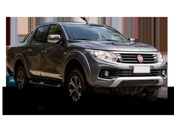 Vehicle details for Brand New Fiat Fullback
