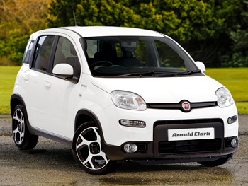 Brand New 21 Fiat Panda