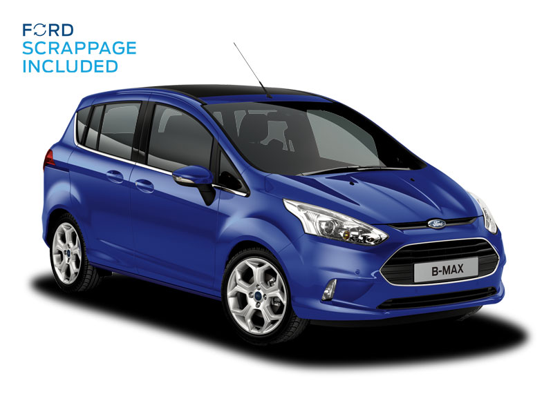 Ford Motability Price List >> New Ford B-MAX Cars for sale | Arnold Clark