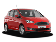 Vehicle details for Brand New 66 Plate Ford C-Max